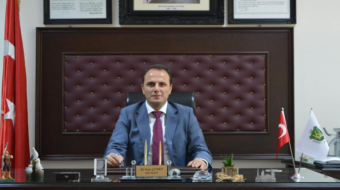 Ali Fuat GÜNEY - Okul Müdürü/Principal